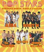 POP STARS (ABBA + BONEY M + THE BEATLES + BEE GEES + ROBBIE WILLIAMS)
